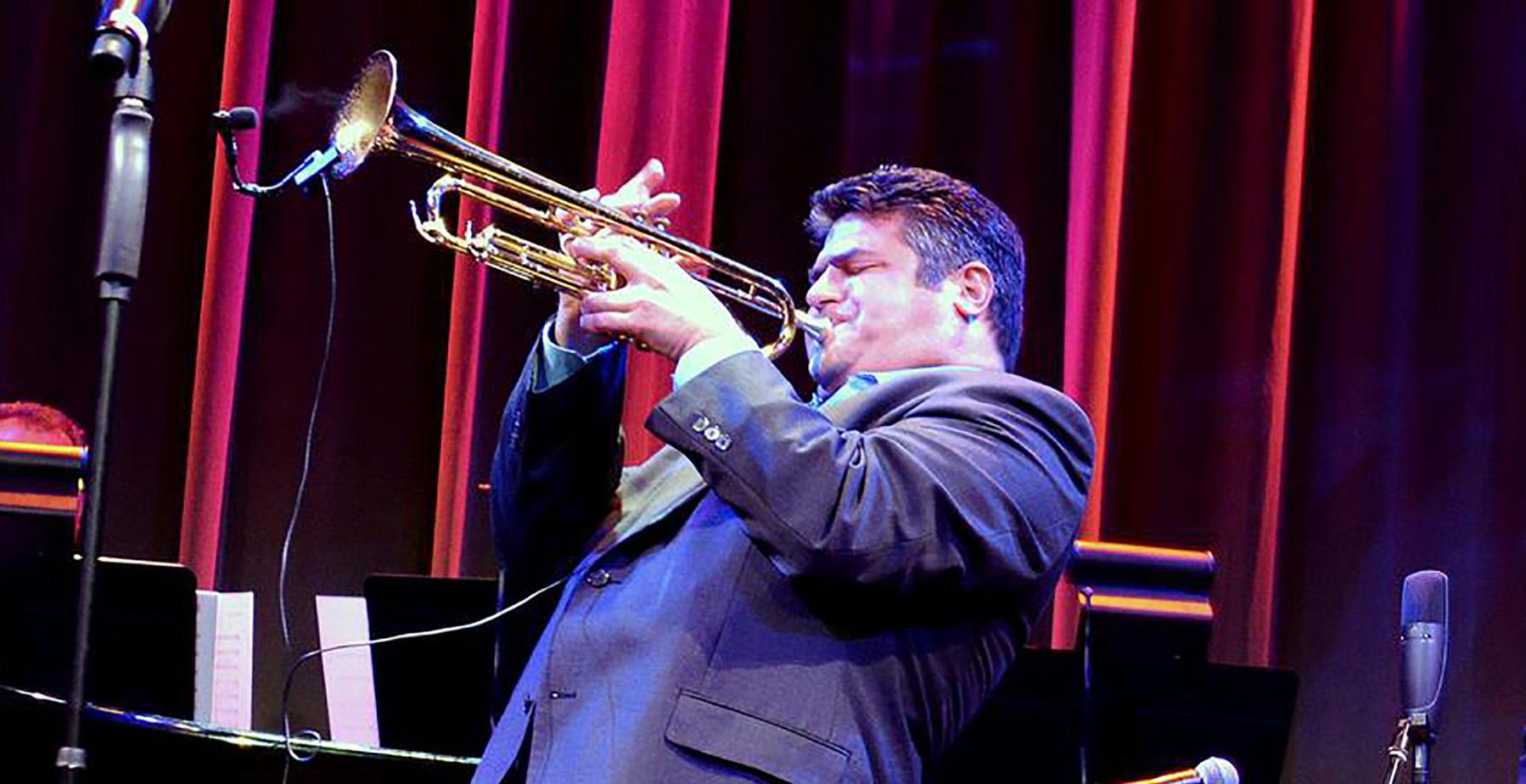 Trumpetman