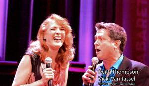 Vicki and Keith